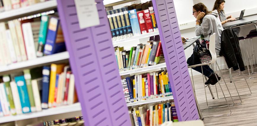 Photo bibliothèque de l'ISIT