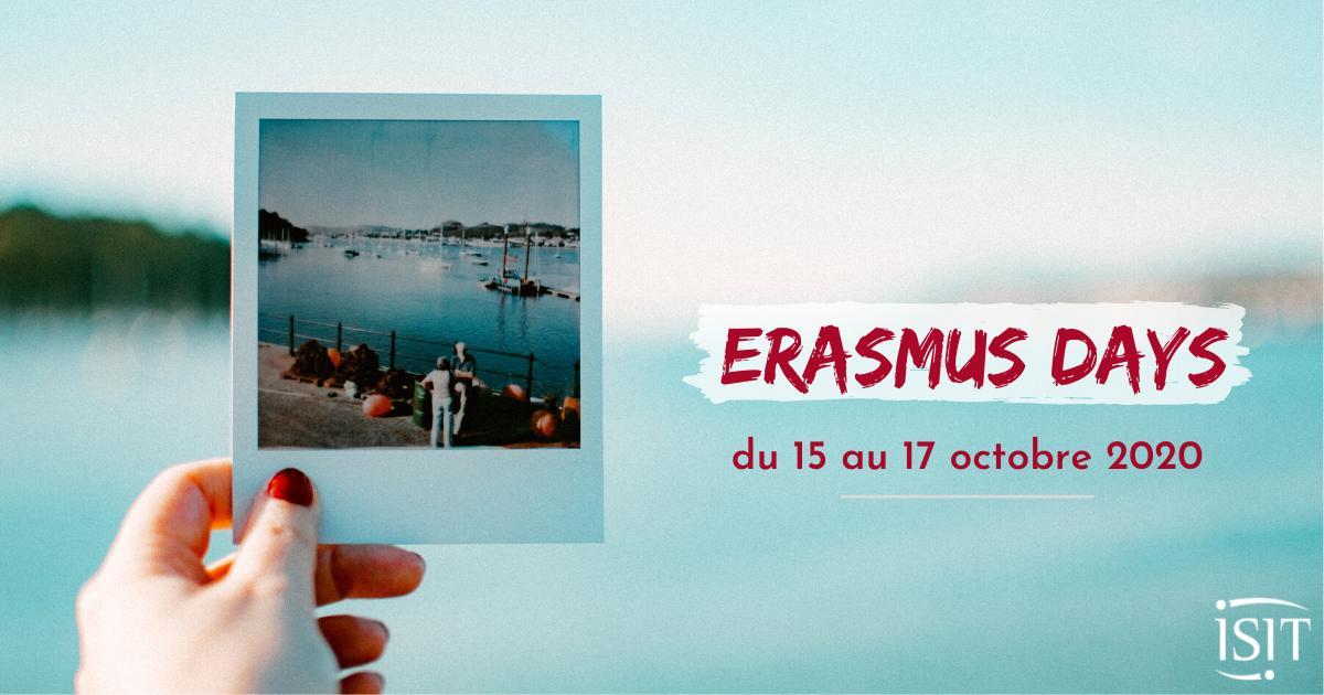 Erasmus Days by ISIT – Let's celebrate diversity!