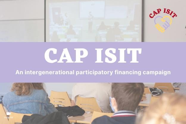 2021, the year of intergenerational solidarity - CAP ISIT Fundraising