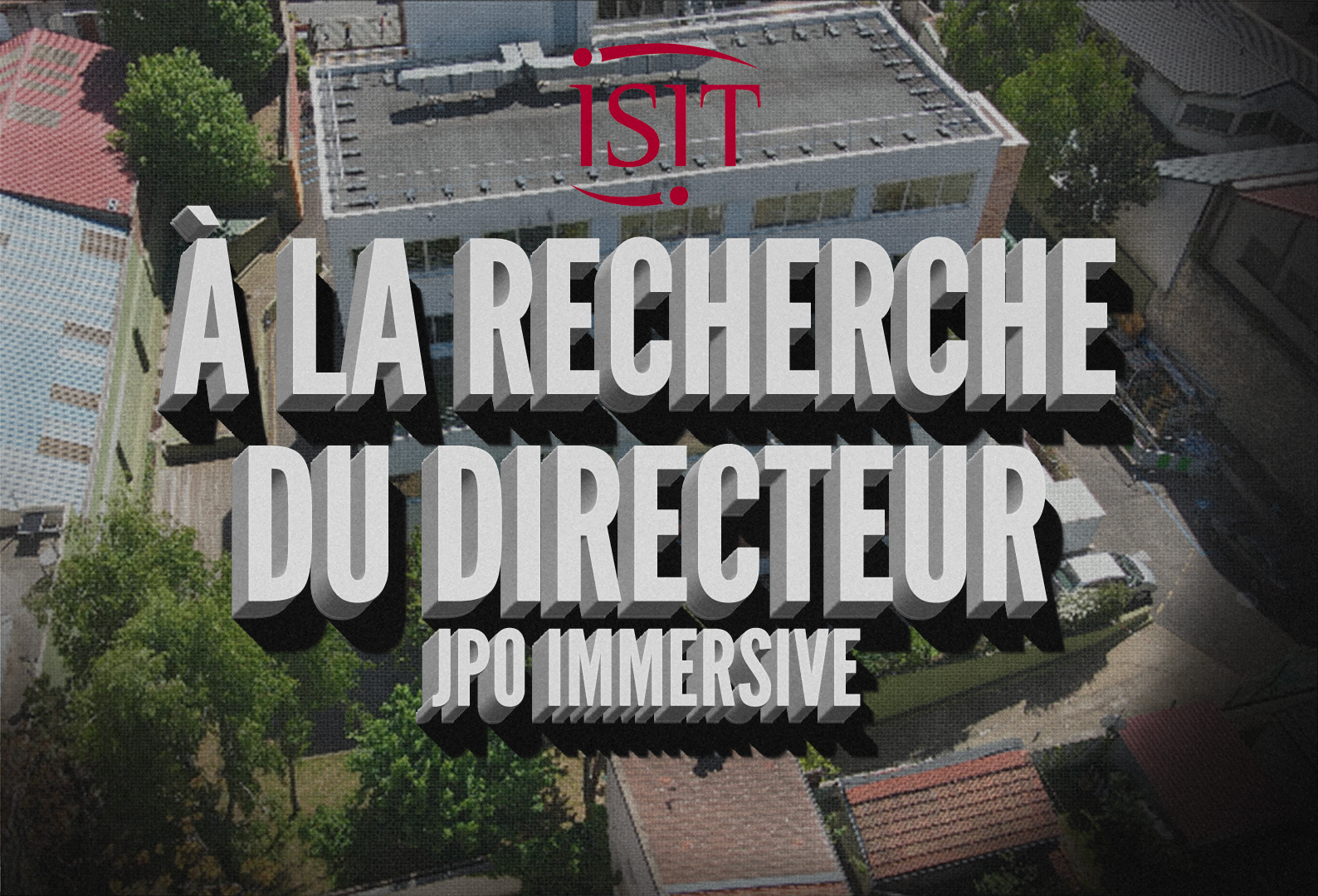 Virtual investigation at ISIT Paris : an Open Day like no other