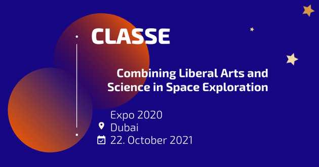CLASSE : Combining Liberal Arts and Science in Space Exploration