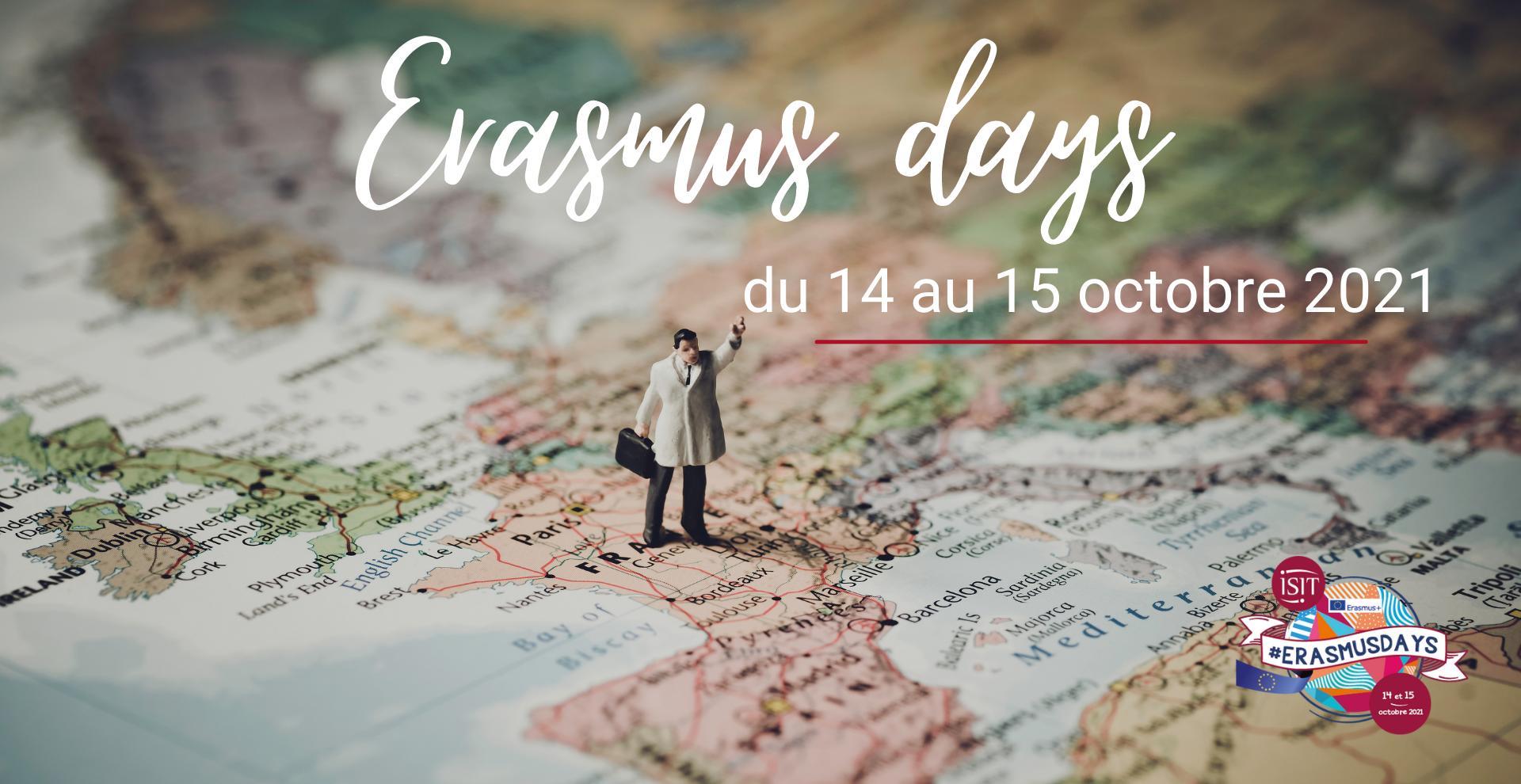 Erasmus Days by ISIT – 2nd edition